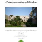 Leitfaden - Fledermausquartiere an Gebäuden