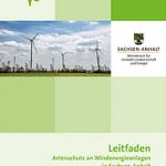 Leitfaden Artenschutz an Windenergieanlagen in Sachsen-Anhalt