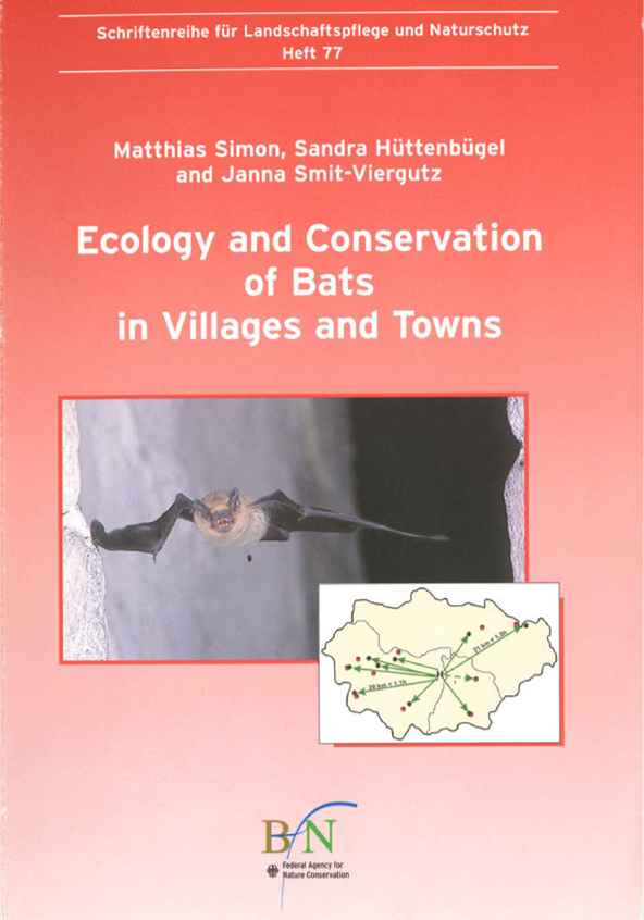 Ecology and Conservation of Bats in Villages and Towns