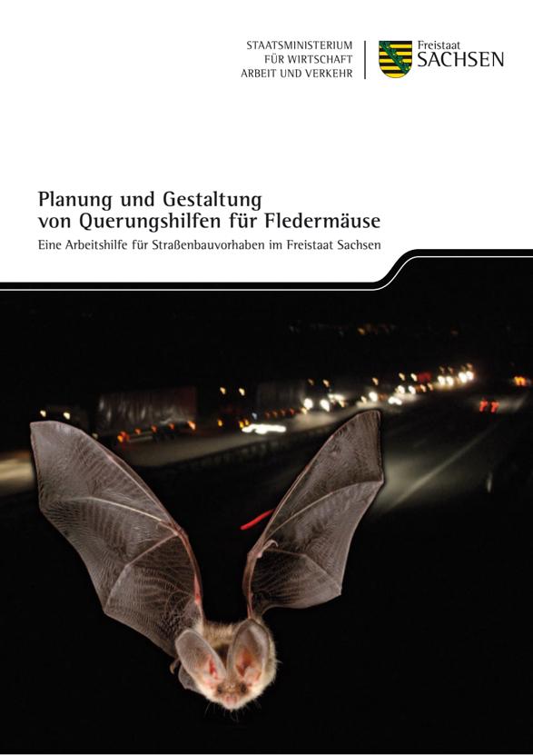 Planung und Gestaltung von Querungshilfen für Fledermäuse