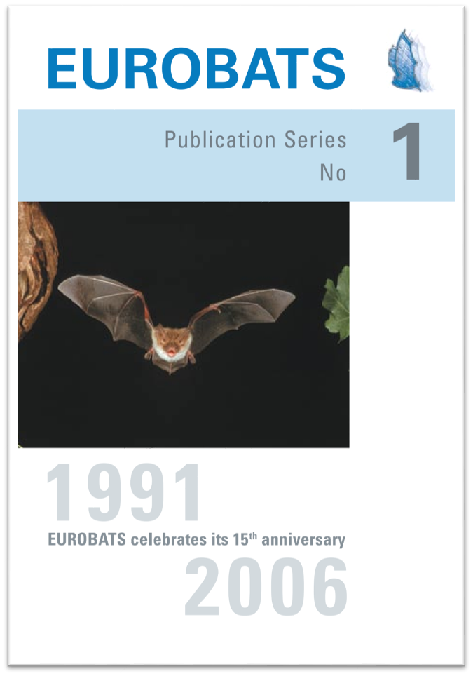 EUROBATS celebrates its 15th anniversary