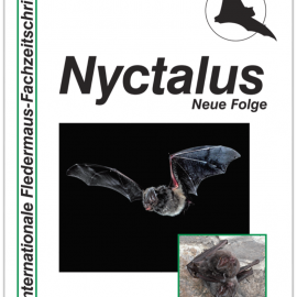 Nyctalus Volume 19 Issue 4-5 (2021) published